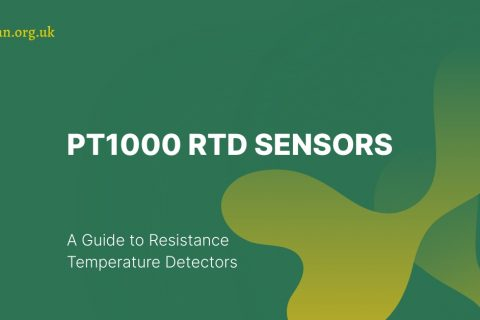 Pt1000 RTD Sensors: What are they?